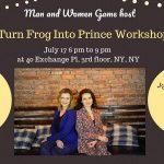 Turn Frog into Prince!